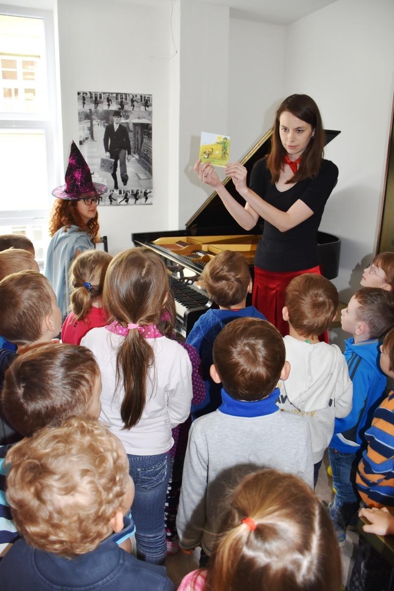 Fotky z akcí pro děti