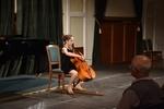 Vendula Habartová - violoncello 6.roč.