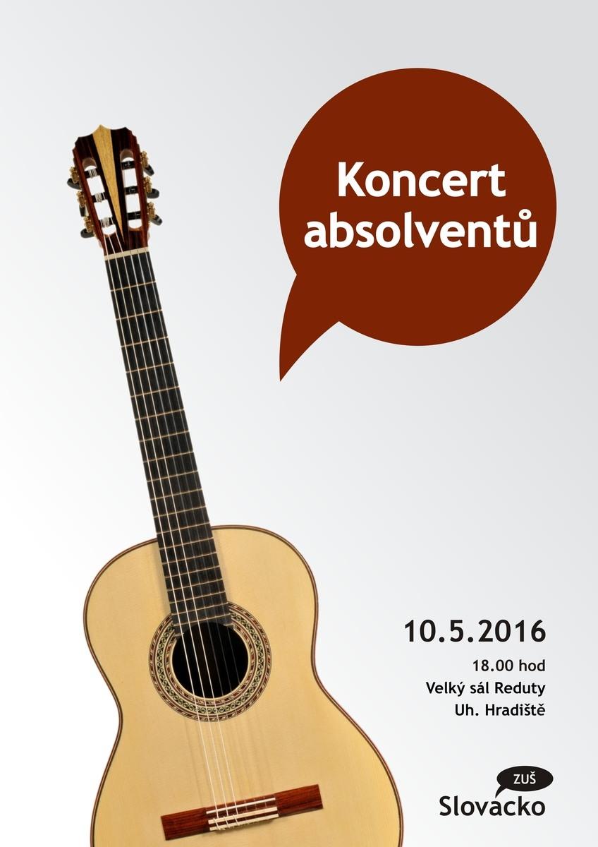 Koncert absolventů