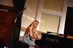 Leona Fibichrová - klavír absolventka I. st.