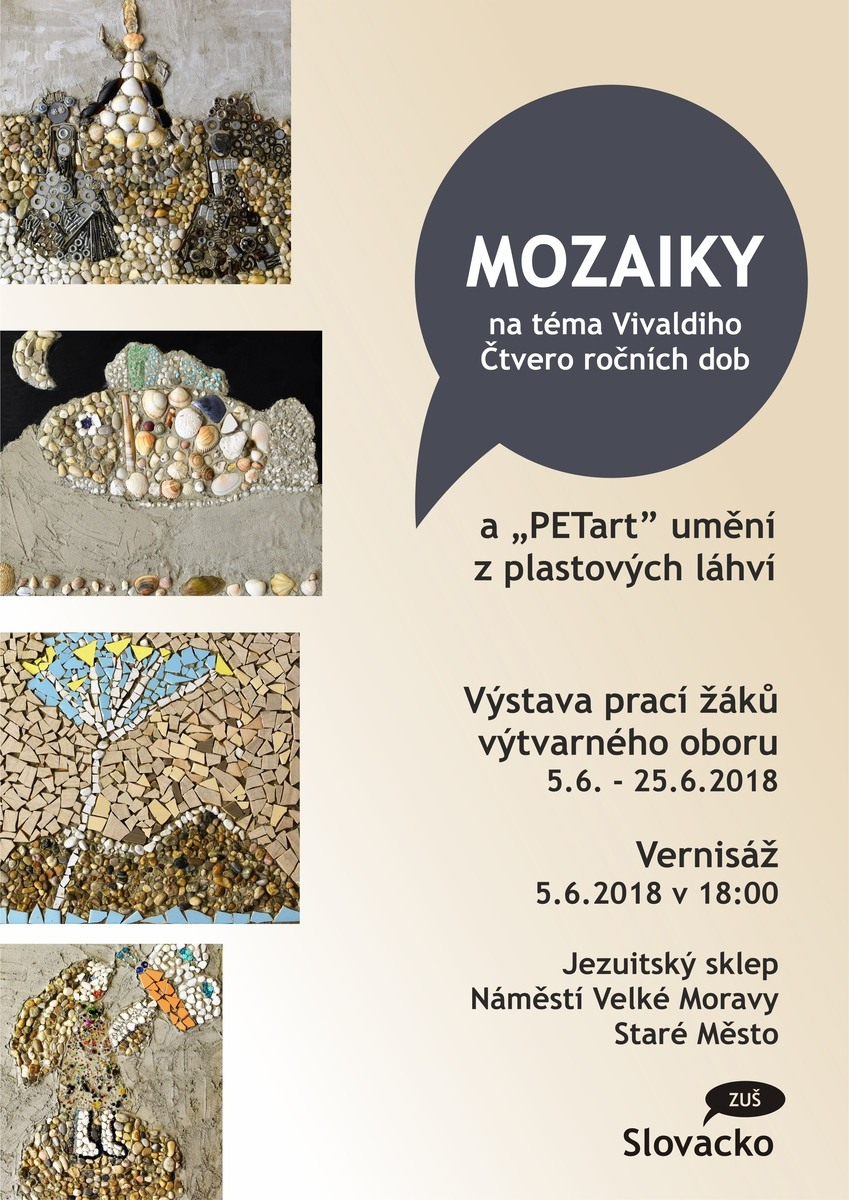 Vernisáž mozaik