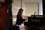 Alžběta Šnajdarová - klavír 5.roč.