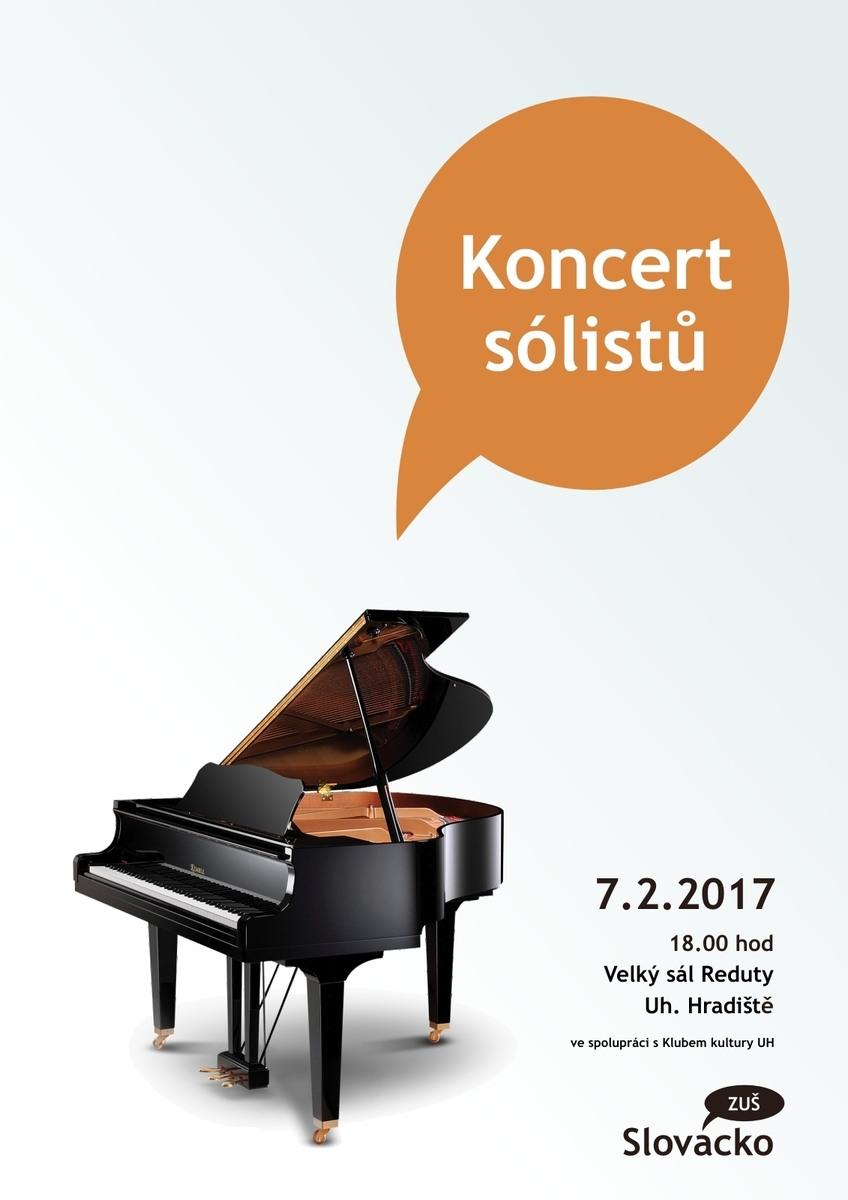 Koncert sólistů
