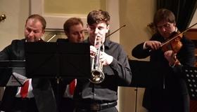 Koncert se Slováckým komorním orchestrem
