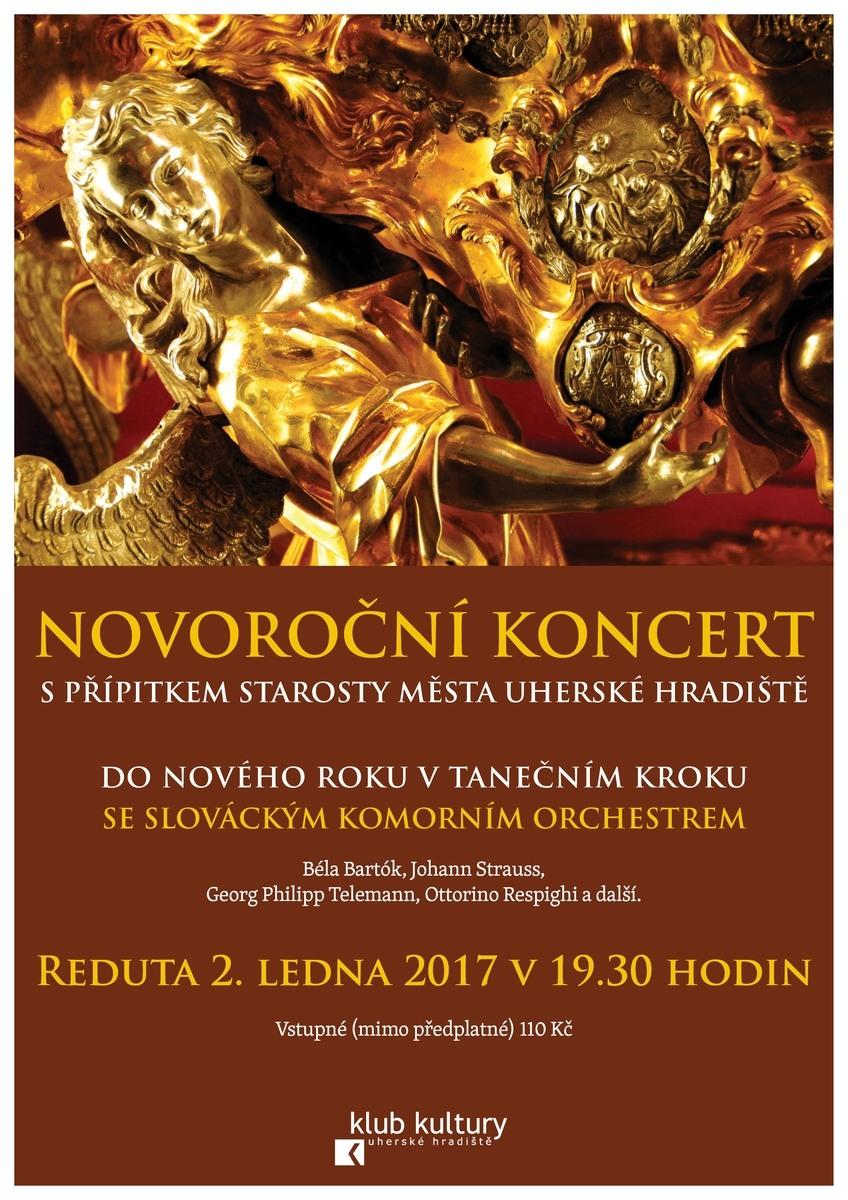 Zveme na Novoroční koncert SKO