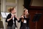 Playful flute Barbora Bujáková, Jana Komárková