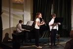 Trio des Bavards  Filip Horák, Antonie Kůrová, Gabriela Štěpančíková
