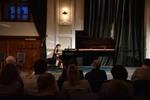 Adriana Michaela Drábková  - klavír 4.roč.